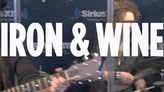 """Iron & Wine """"The Desert Babbler"""" // SiriusXM // Outlaw Country"""