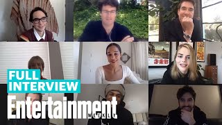 'Hollywood' Cast Jim Parsons, Darren Criss, Patti Lupone, Laura Harrier, More | Entertainment Weekly