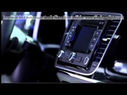 A 360 Look at the 2012 Volkswagen Beetle + EXCLUSIVE Windows 7 Theme Link