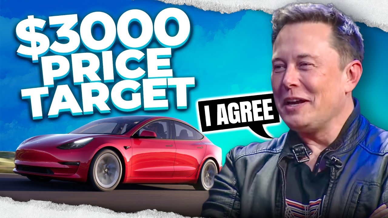 Leaked Elon Musk Email: Tesla Stock to $3000 IF this happens (Ep. 417)