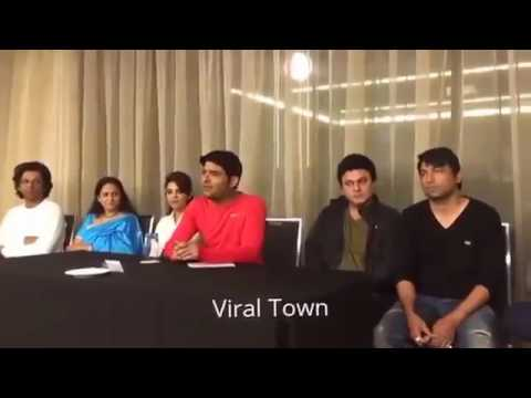 Kapil , Kiku, Ali, Sugandha And Sunil Grover Exclusive Interview After Fight.