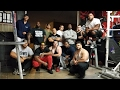 BIG CHEST DAY | BEHIND THE SCENES WORKING ON IRON ADDICTS ANTHEM | BIG ROB