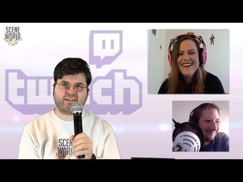 Scene World Interview: Twitch
