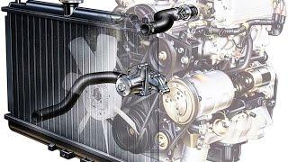 видео Как работает система охлаждения двигателя? Рассматриваем детально