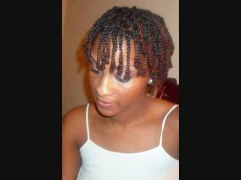 Natural Hair: Protective Style for the Week: Individual