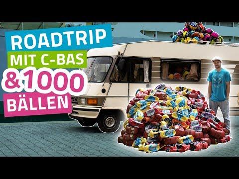 Wir verteilen 1000 Basketbälle in ganz Deutschland