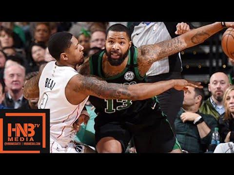 Boston Celtics vs Washington Wizards Full Game Highlights / March 14 / 2017-18 NBA Season