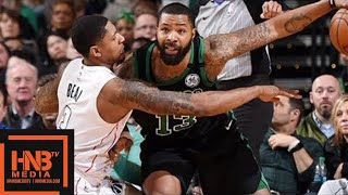 Boston Celtics vs Washington Wizards Full Game Highlights / March 14 / 2017-18 NBA Season