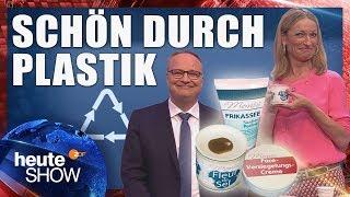 Monika Gruber zu Mikroplastik: Erst in der Schminke, dann im Essen