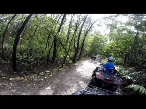 Campo Rico Trail Rides San Juan ATV Adventure Tour