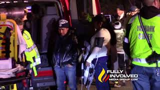 Mastic,NY: 25 People Treated for CO Poisoning After Charcoal BBQ Used Indoors During Party 03-18-18