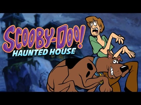 SCOOBY-DOO HAUNTED HOUSE