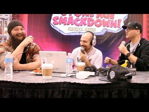 Wrestling with Rosenberg : Bray Wyatt
