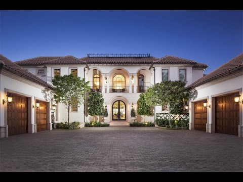 The Elegant Port Royal Estate in Naples, Florida