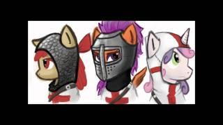 Cutie Mark Crusaders Theme (Power Metal)