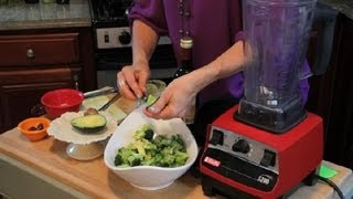 Broccoli & Avocado Salad : Avocado Recipes