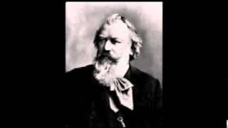 J.Brahms  Violin Sonata Op.120 No.1  (composer