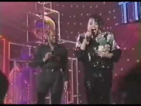 Vickie & Marvin Winans (Just When)