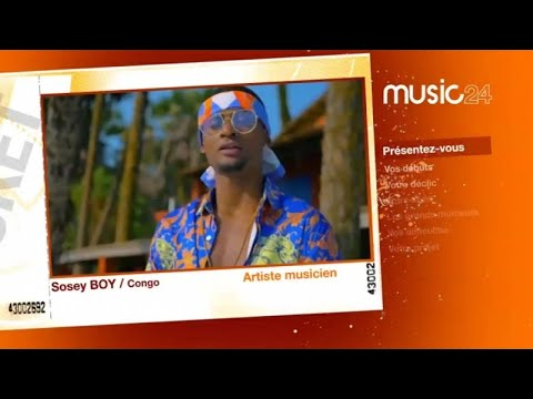 MUSIC 24 - Congo: Sosey boy, Artiste/chanteur