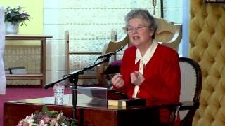 "Frances Hogan ""Path to Healing a Nation"" - EWTN Ireland"