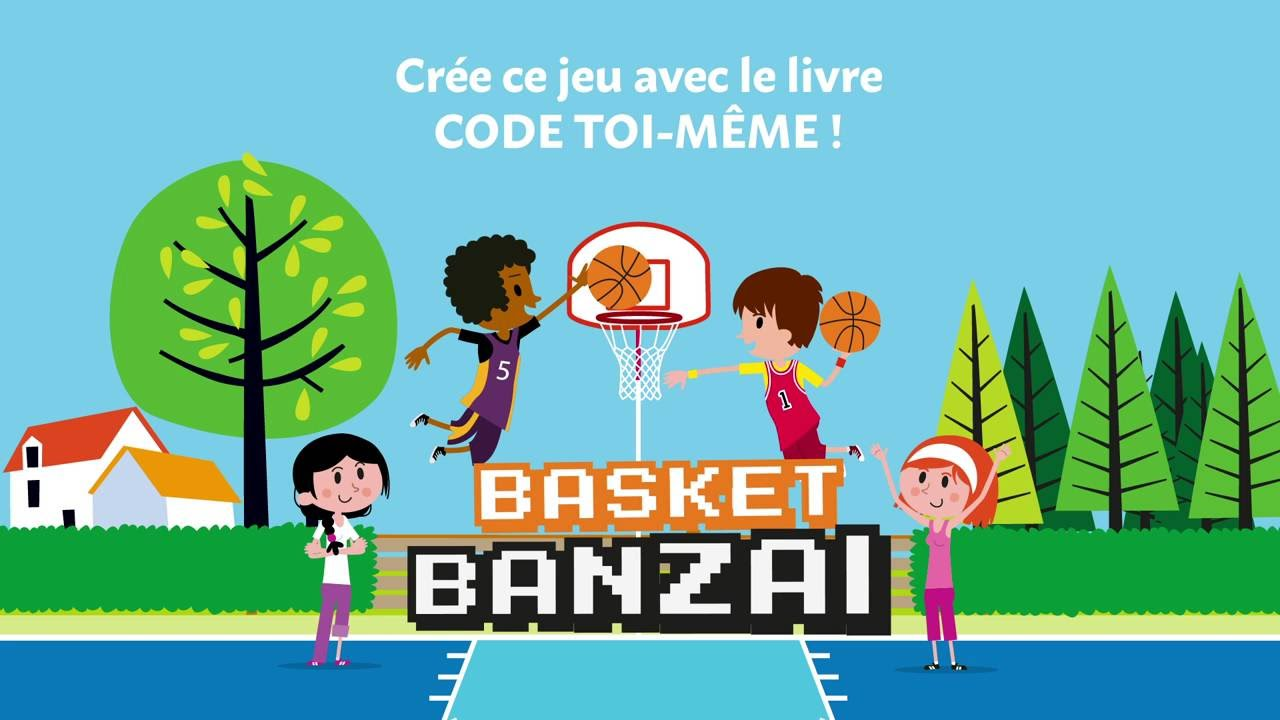 Connu Programmer un jeu en scratch : basket banzai - YouTube RV67