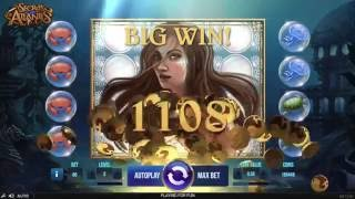 Secrets of Atlantis Slot - NetEnt Promo