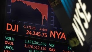 Stocks plunge to worst intraday drop in history