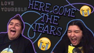 BTS LOVE YOURSELF 'TEAR' R & O VERSION UNBOXING | KMREACTS