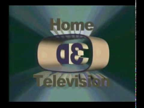 Home 3d tv make your own 3d television youtube for Make your own house 3d