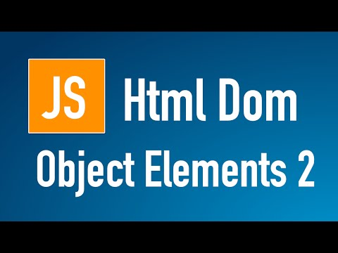 Learn JS HTML Dom In Arabic #04 - Find Elements By Objects Part 2