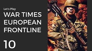 Let's Play War Times: European Frontline #10 | Axis Mission 10: Operation Market Garden