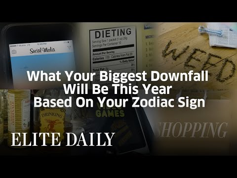 What Your Biggest Downfall Will Be Based On Your Zodiac Sign [Body & Mind] Mp3