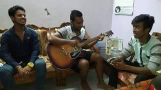 aashiqui mashup by akash sharma and mayank with melodious guitar by ashwin