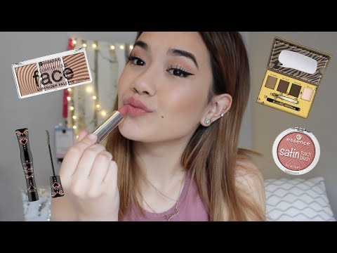 Full Face First Impressions | Essence Makeup