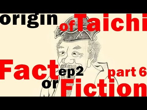 TriEssence : Fact or Fiction Ep2 The Origin of Taichi part 6 Tang village Li family