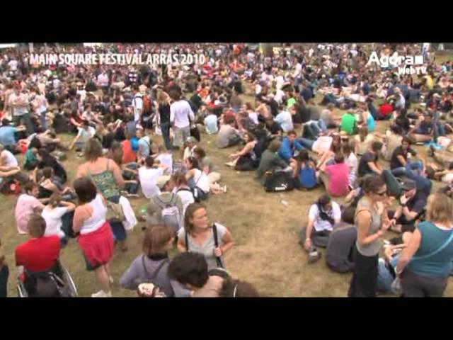 LE MAIN SQUARE FESTIVAL PREND PLACE A LA CITADELLE