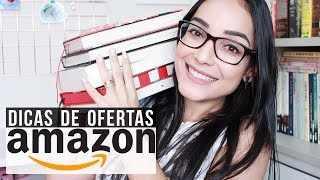 DICAS DE OFERTAS DA AMAZON #BlackFriday | Nuvem Literária