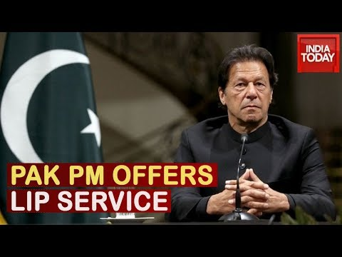Pak PM Imran Khan Breaks Silence Over Nankana Sahib, Offers Lip Service