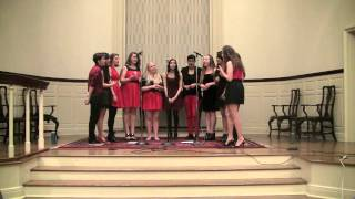 Dear Someone - Smithereens A Cappella (Spring 2014)