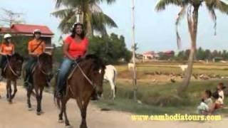 The Happy Ranch Horse Farm - Siem Reap, Cambodia