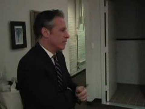 Bill Bradley 2: Daily Show Backstage