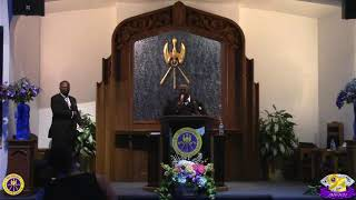 MtVernonMBCDetroit - Sunday Service - 9/12/2021