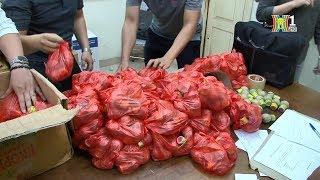Cảnh sát Kinh tế Hà Nội bắt đường dây buôn bán pháo lậu, số lượng gần 500kg | Nhật ký 141