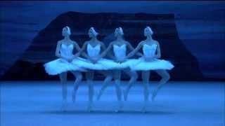 Лебединое озеро   Танец маленьких лебедей
