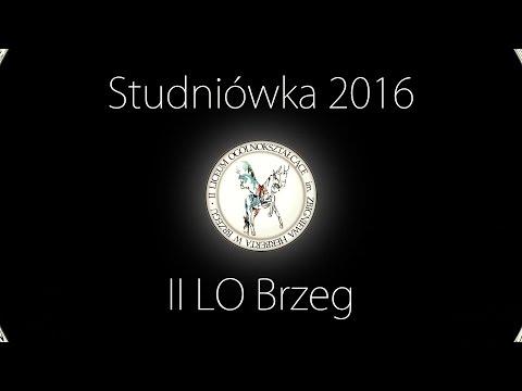 Studniówka II LO Brzeg 2016 | Wanted Films