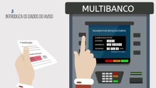 Pagamento de Infrações no Multibanco!