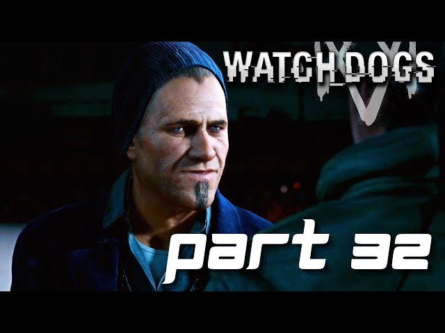 Watch Dogs Gameplay part 32 - In plain sight