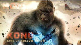 KONG 2 - King Of Hollow Earth (2022) | Teaser Trailer Concept