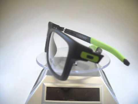 Planeta óculos - Armaçao Oakley Currency - YouTube 85e9780dd5