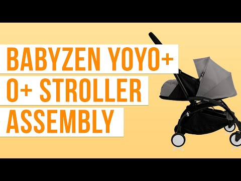 Babyzen YoYo+ 0+ Stroller Assembly | Most Popular | Reviews | Comparisons | Prices